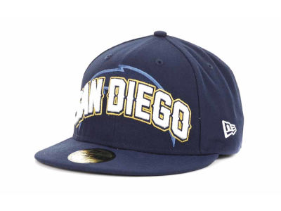 San Diego Chargers NFL 2012 Draft 59FIFTY Hats
