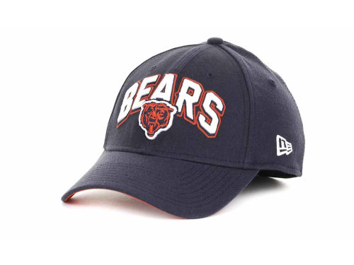 Chicago Bears New Era NFL 2012 Draft 39THIRTY Hats