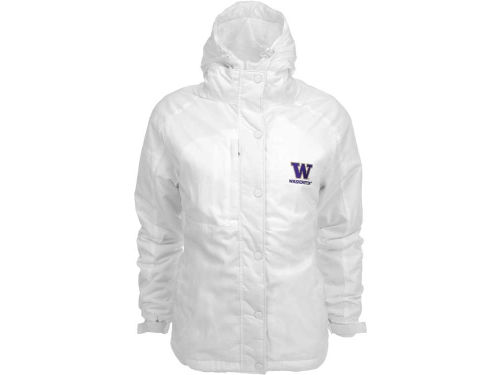 Washington Huskies Antigua NCAA Womens Trek Jacket
