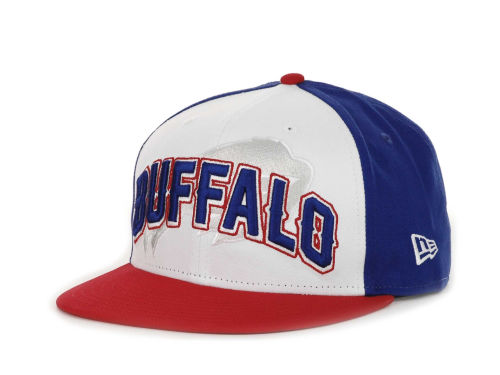 Buffalo Bills New Era NFL 2012 Draft 9FIFTY Snapback Hats