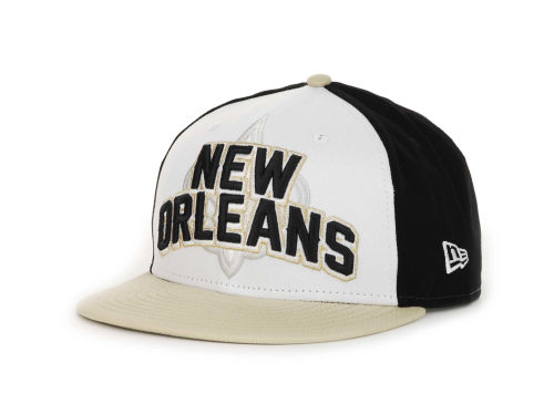 New Orleans Saints New Era NFL 2012 Draft 9FIFTY Snapback Hats