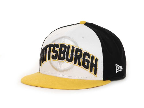 Pittsburgh Steelers New Era NFL 2012 Draft 9FIFTY Snapback Hats