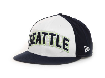 Seattle Seahawks NFL 2012 Draft 9FIFTY Snapback Hats