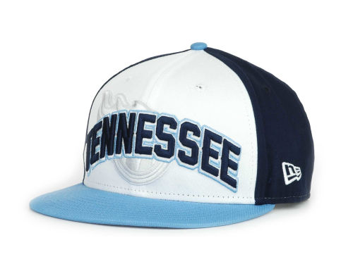 Tennessee Titans New Era NFL 2012 Draft 9FIFTY Snapback Hats