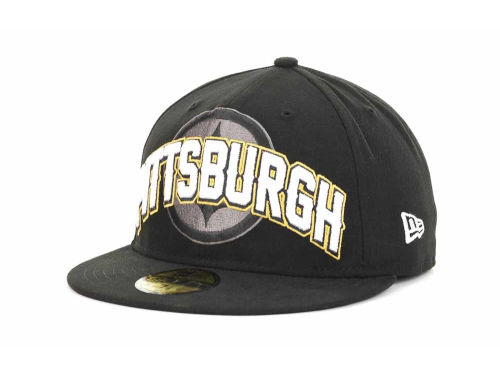 Pittsburgh Steelers New Era NFL 2012 Kids NFL Draft 59FIFTY Hats