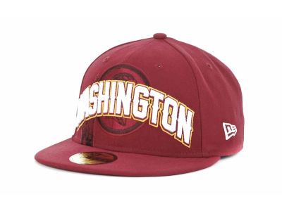Washington Redskins NFL 2012 Kids NFL Draft 59FIFTY Hats