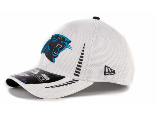 Carolina Panthers New Era NFL Training Camp 39THIRTY Hats