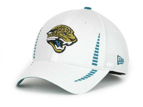 Jacksonville Jaguars New Era NFL Training Camp 39THIRTY Hats