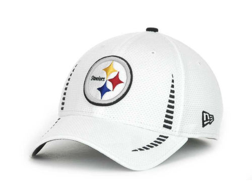 Pittsburgh Steelers New Era NFL Training Camp 39THIRTY Hats