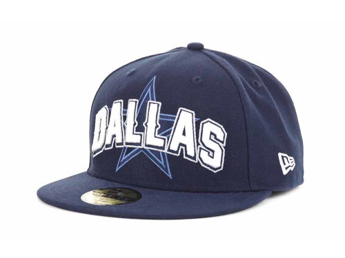 Dallas Cowboys New Era NFL 2012 Draft 59FIFTY Hats