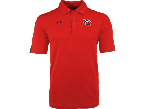 Auburn Tigers Under Armour NCAA Classic Polo