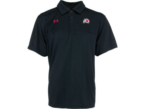 Utah Utes Under Armour NCAA Classic Polo