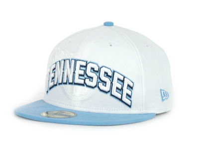 Tennessee Titans NFL White Draft 59FIFTY Hats