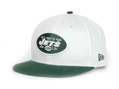 New Era NFL White Top 9FIFTY Snapback Hats