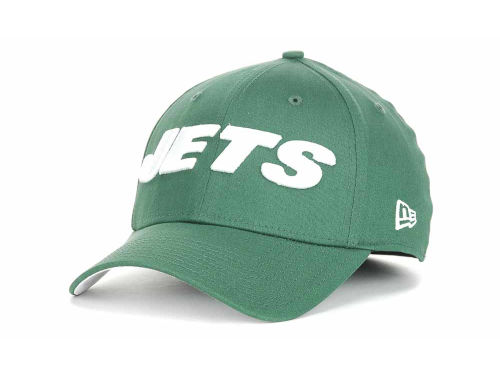 New York Jets New Era NFL Wishbone 39THIRTY Hats