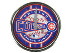 Chicago Cubs Chrome Clock Bed & Bath