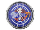 Kentucky Wildcats Chrome Clock Bed & Bath