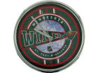 Minnesota Wild Chrome Clock Bed & Bath