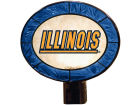 Illinois Fighting Illini Art Glass Night Light Bed & Bath