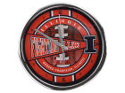 Illinois Fighting Illini Chrome Clock Bed & Bath