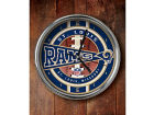 St. Louis Rams Chrome Clock Bed & Bath