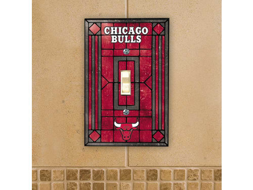 Chicago Bulls Switch Plate Cover