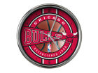 Chicago Bulls Chrome Clock Bed & Bath
