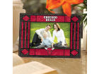 Chicago Bulls Art Glass Picture Frame Bed & Bath