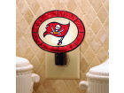 Tampa Bay Buccaneers Art Glass Night Light Knick Knacks