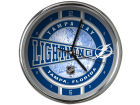 Tampa Bay Lightning Chrome Clock Bed & Bath