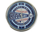 Tampa Bay Rays Chrome Clock Bed & Bath