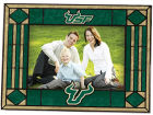 South Florida Bulls Art Glass Picture Frame Bed & Bath