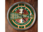 Miami Hurricanes Chrome Clock Bed & Bath