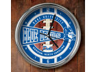 Duke Blue Devils Chrome Clock Bed & Bath