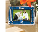 Duke Blue Devils Art Glass Picture Frame Bed & Bath