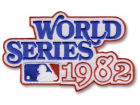 World Series Champ Patch
