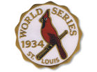 St. Louis Cardinals World Series Champ Patch Collectibles