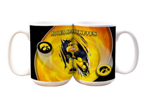 Iowa Hawkeyes 15oz Searle Mug