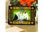 Georgia Tech Yellow Jackets Art Glass Picture Frame Bed & Bath