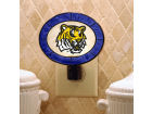 LSU Tigers Art Glass Night Light Bed & Bath