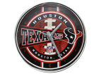 Houston Texans Chrome Clock Bed & Bath