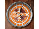 Texas Longhorns Chrome Clock Bed & Bath