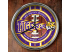 LSU Tigers Chrome Clock Bed & Bath