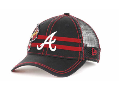 Atlanta Braves MLB Slider 39THIRTY Hats