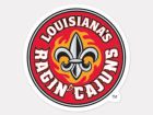 Louisiana Lafayette Ragin Cajuns Wincraft 4x4 Die Cut Decal Bumper Stickers & Decals