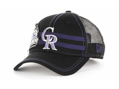 Colorado Rockies MLB Slider 39THIRTY Hats