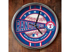 Texas Rangers Chrome Clock Bed & Bath
