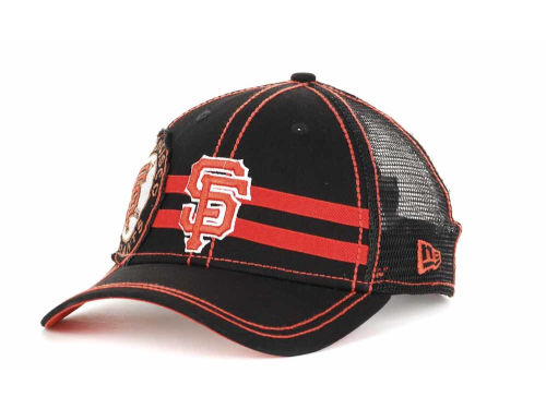 San Francisco Giants New Era MLB Slider 39THIRTY Hats