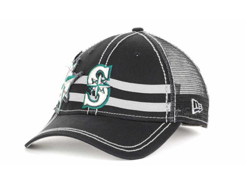 Seattle Mariners New Era MLB Slider 39THIRTY Hats