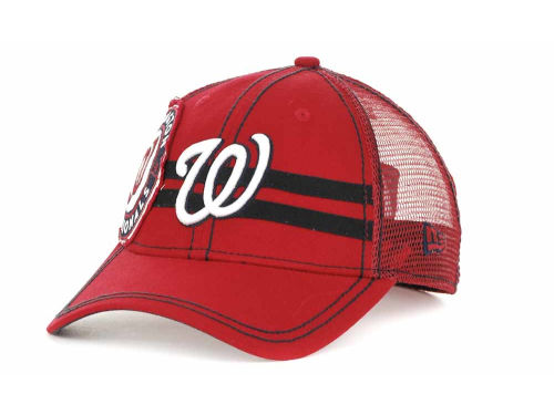 Washington Nationals New Era MLB Slider 39THIRTY Hats